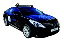 Developed Network-based electronic control system design technology for autonomous vehicle 사진