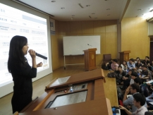 Information conference on college of engineering exchange students and the Overseas Dispatch Program on May 28's photo